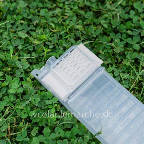 Odparovač kyseliny mravčej plast detail