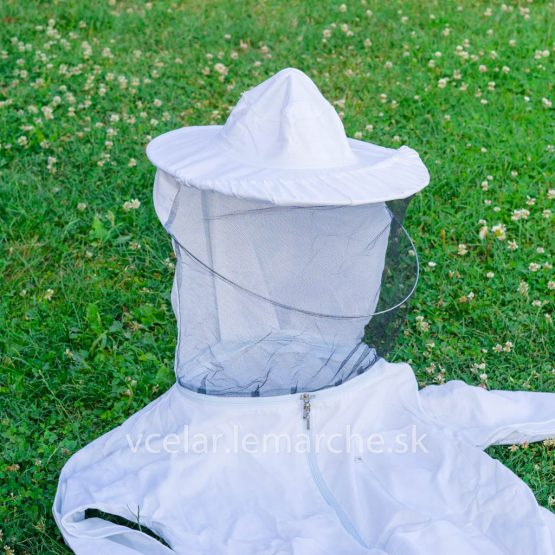 Včelárska blúza s klobúkom T1 klobuk