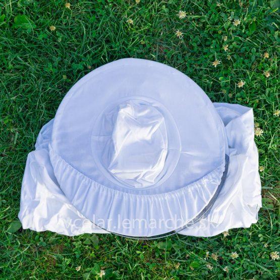 Včelárska blúza s klobúkom T1 zložená