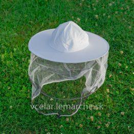 Včelársky klobúk obyčajný T1 rozložený