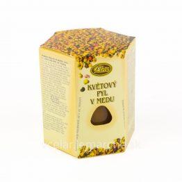 Med s kvetovým peľom 250g