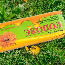 EKOPOL liečivo pre včely proti klieštikovi (Ruské liečivo)