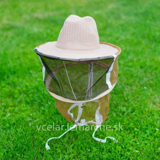 Včelársky klobúk kovboj s uchytením cez ruky 1
